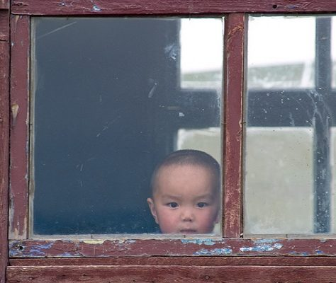Children in Kyrgyzstan not allowed to go outside at night