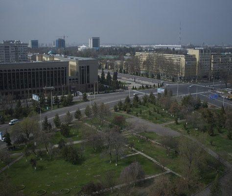 tachkent ville batiment