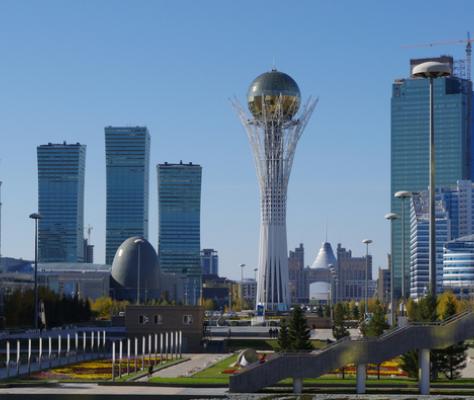 CCIFK Astana