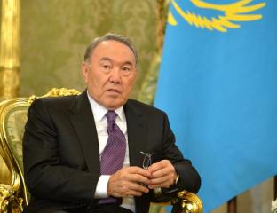 Noursoultan Nazarbaïev, a lancé le programme culturel