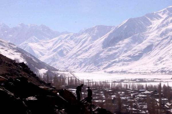 Ichkachim Tadjikistan Piandj