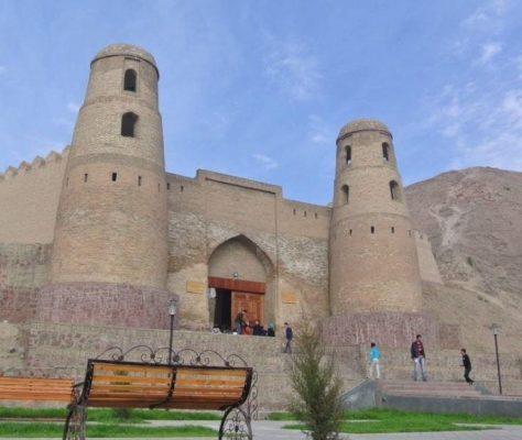 Fort Hissar Tadjilkistan