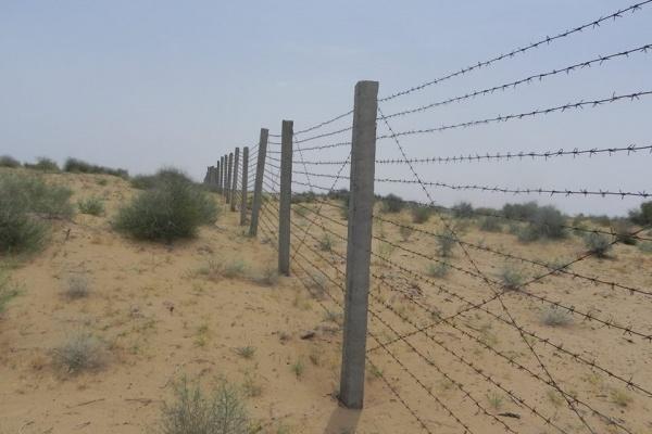 Ouzbékistan frontière
