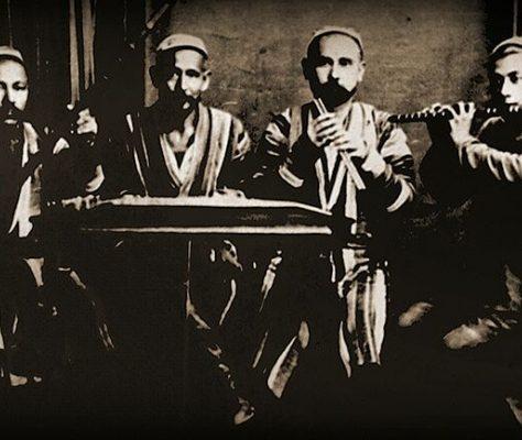 musique traditionnelle ouzbekistan groupe qoshnay