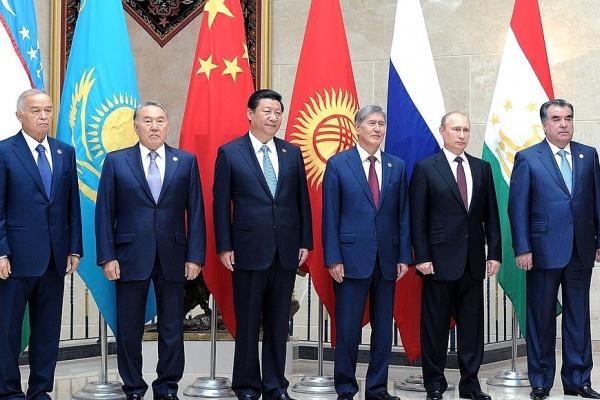 Sommet de Tachkent 2016 OCS Shanghaï