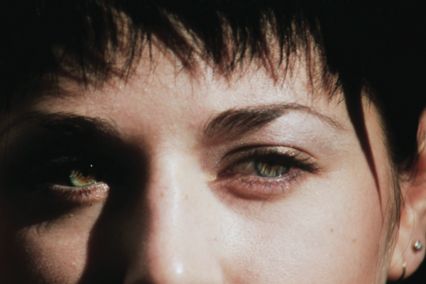 femme beauté yeux Kazakhstan