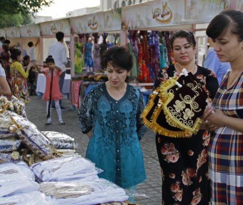 Tadjikistan Ouzbékistan Boukhara Samarcande