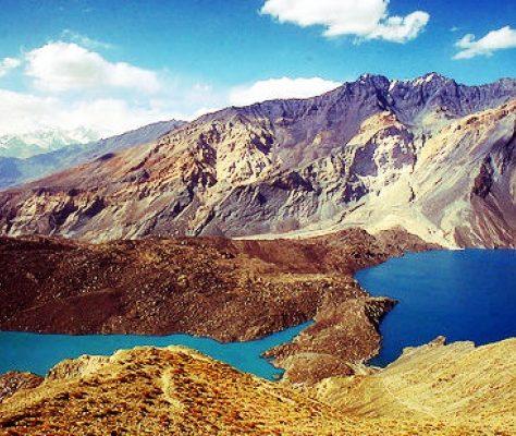 barrage usoi tadjikistan inondation lac sarez
