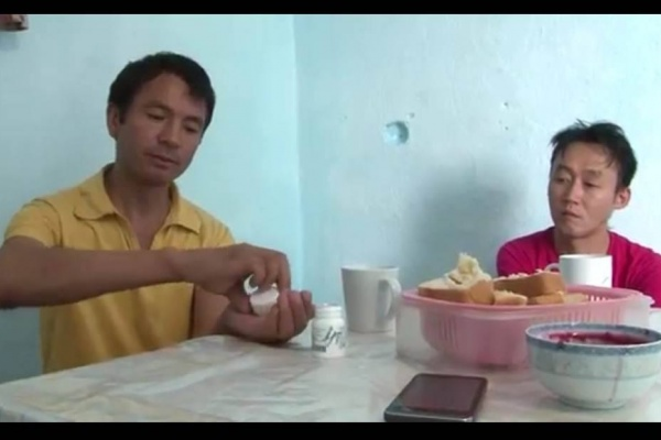 VIH Kirghizstan