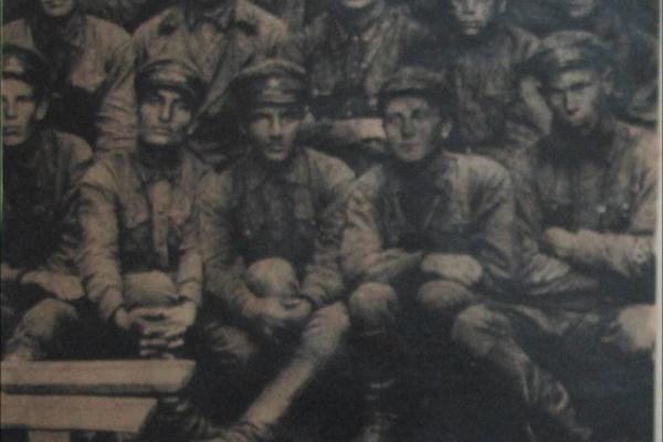 Ouzbékistan Sérigraphie Militaires histoire