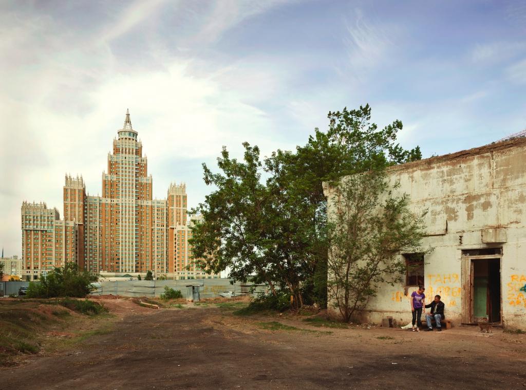 Immeuble Triumph, Astana.