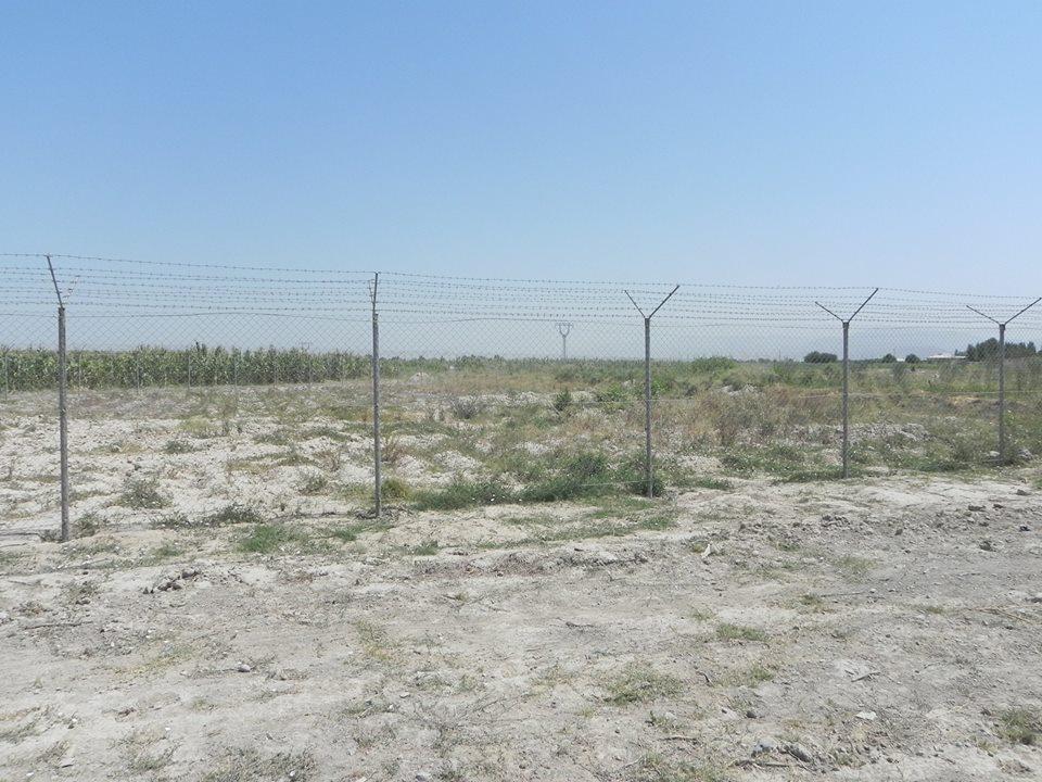 Ouzbekistan frontière