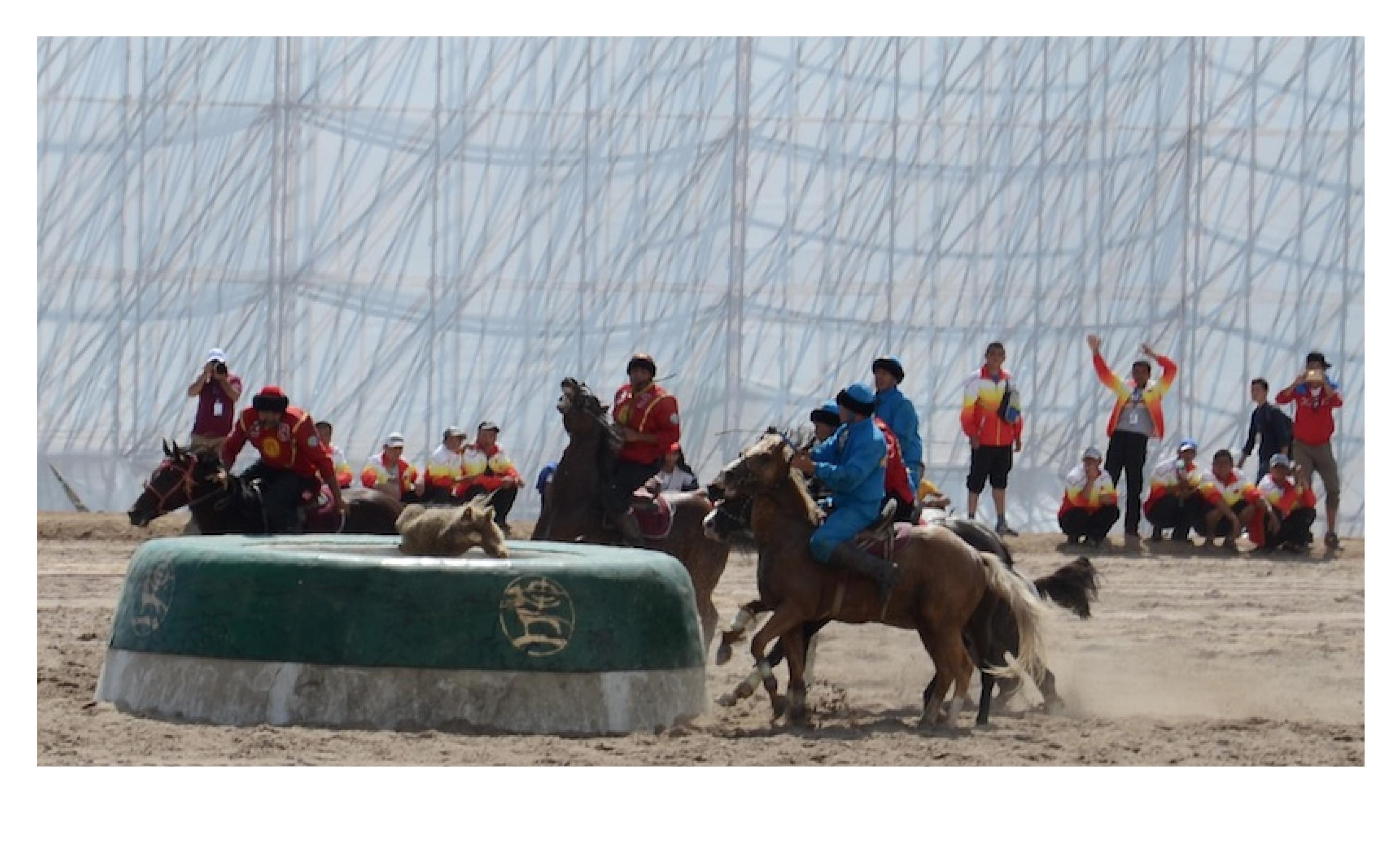 Weltspiele der Nomaden